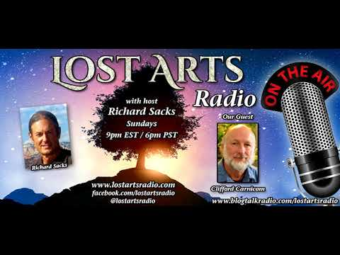 Clifford Carnicom: What Are We Breathing? Urgent Research Update Via Lost Arts Radio