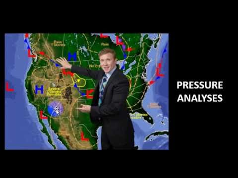 Meteorology for professional pilots - NEW SERIES Video 4
