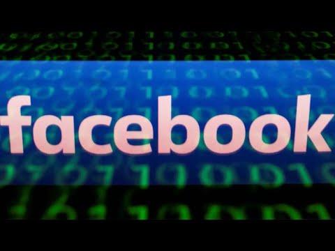 Facebook shuts down suspicious accounts