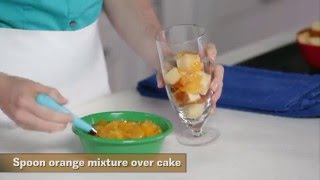 Desserts in a Snap: Orange & Ice Cream Trifles Thumbnail