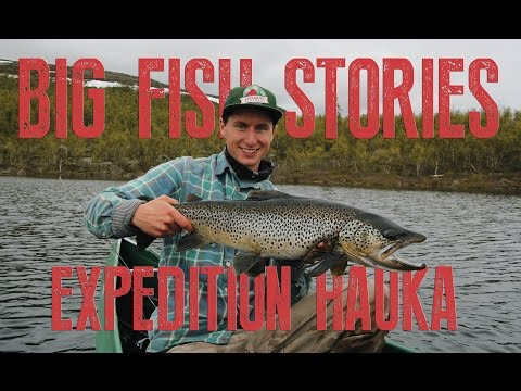 Big Fish Stories - Expedition Hauka