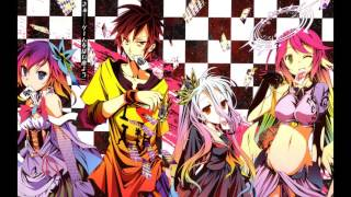 Repeat youtube video No Game No Life Op For 1 Hour【This Game】