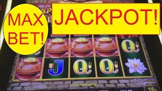 MAX BET $25 JACKPOT ON DRAGON LINK SLOT MACHINE!