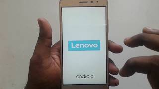 How To Go To Recovery / Fastboot Mode On Lenovo K6 Power - Sameer