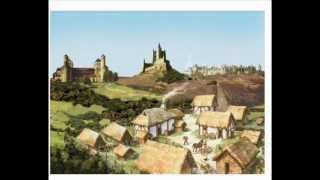 Средневековая деревня труд крестьян