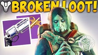 Destiny 2: BROKEN EVENT & HIDDEN SECRETS! Reward Issues, Exotic Buffs, Strike Loot & Destiny 3