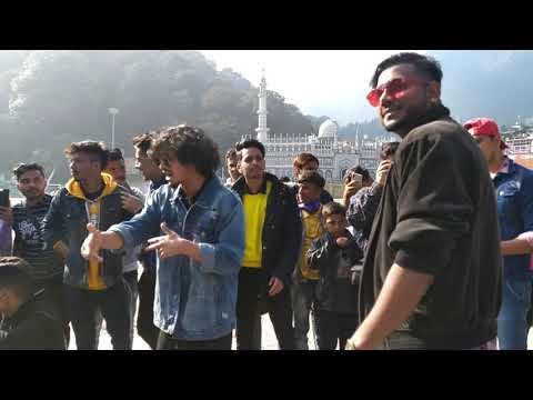 Sidhai pahad sai (Street performance) first time Void X King X Teambennyofficial