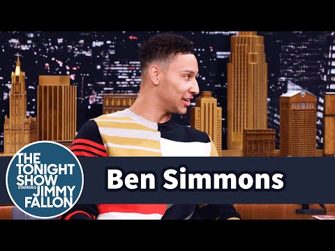 Ben Simmons on His Upbringing, the NBA Draft and Advice from LeBron