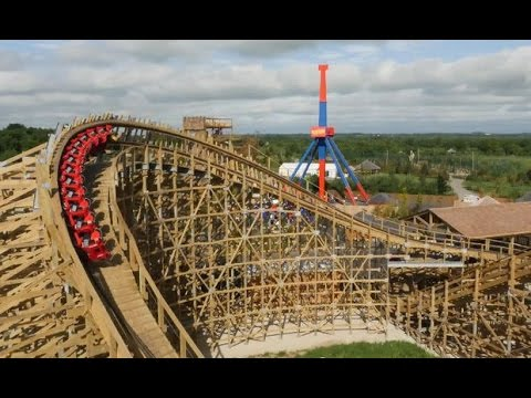 Tayto Park Vlog September 2015