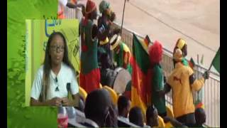 100%FOOT DU 07 11 16 : LIONNES INDOMPTABLES / CAN 2016