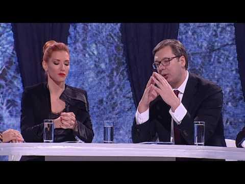 Intervju Aleksandar Vučić -15.01.2017.