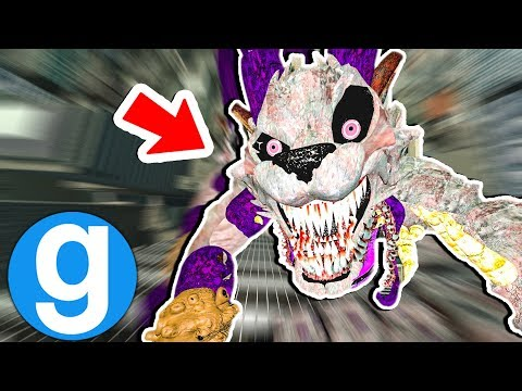 Giant FNAF Twisted Ones Attacks - Five Nights at Freddy's Gmod - FNAF Garry's Mod Sandbox Gameplay thumbnail
