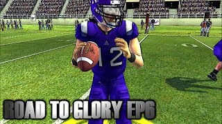 UPSET CITY - NCAA FOOTBALL 11 ROAD TO GLORY EP6 (PS2)
