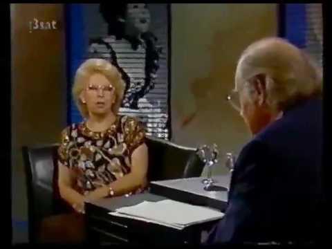 Sylvia Geszty bei Da Capo 3sat interview Part3 of 5
