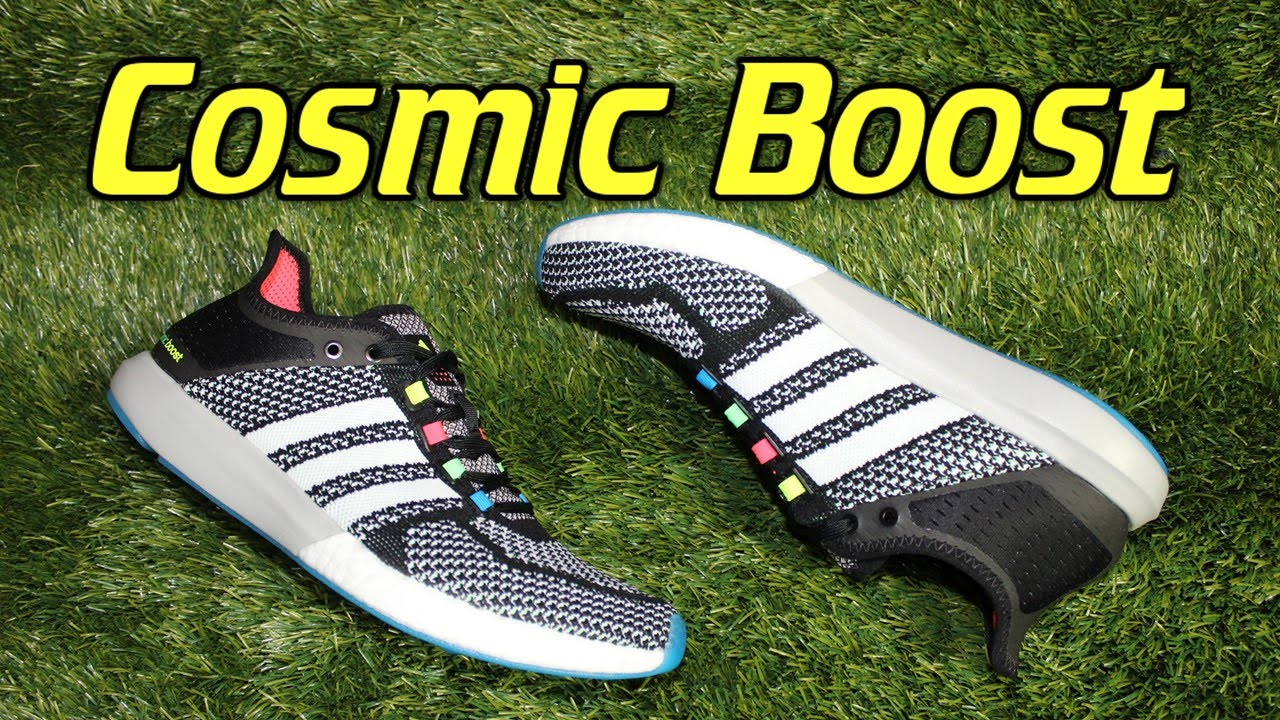 quality design 124a4 249aa Adidas ClimaChill Cosmic Boost - Review + On Feet - YouTube