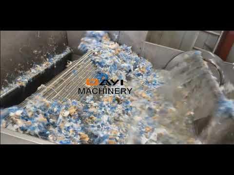 1000kgs Jumbo bag washing line-DUBAI.UAE