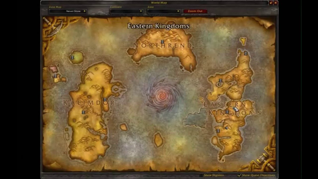 """Dragon Soul Raid Location: How To Find The Entrance To """"Blackrock Caverns"""""""