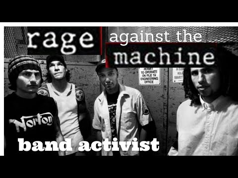 RAGE AGAINST THE MACHINE I BAND ACTIVIST CALIFORNIA I ENGLISH SUBTITLES