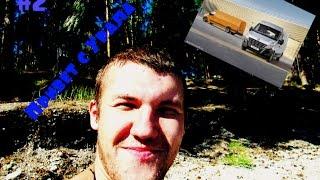 Renault Master Рено Мастер Тест Драйв Привет с Урала 2015 HD 2 смотреть