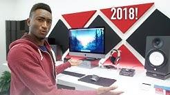 iMac Pro Setup Tour 2018!