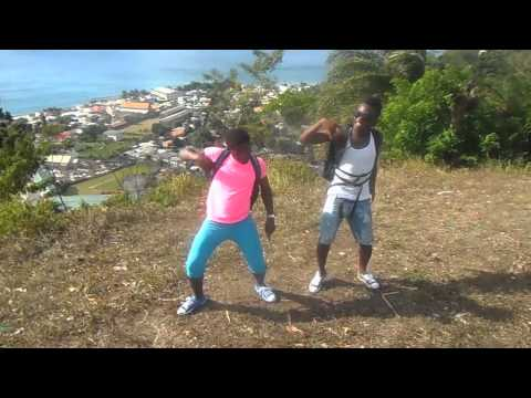 P-Square Ft.Akon,May D- Chop My Money Color Squad Dancers