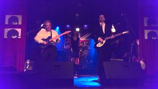 Jeff Scott & the Buddy Ray Vons -