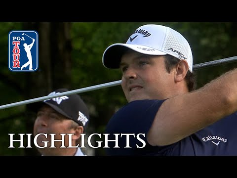 Patrick Reed extended highlights | Round 1 | The Greenbrier