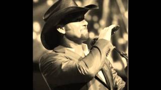 Tim McGraw   Die By My Own Hand