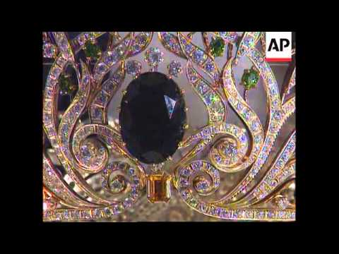 Russia - Jewelry Exhibition Opens In Moscow