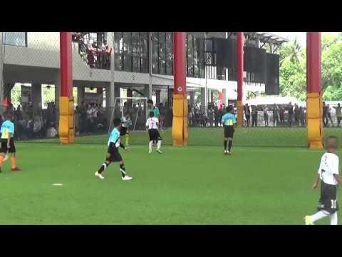 การแข่งขันฟุตบอลเด็ก 10 ขวบ สนามพิษณุโลกยูไนเต็ดวันที่ 29 สค. 58