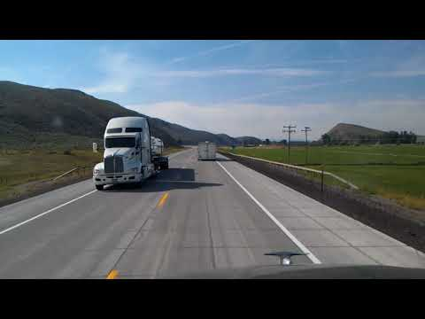 BigRigTravels Classics-US 30 East from Idaho into Wyoming-July 24, 2013