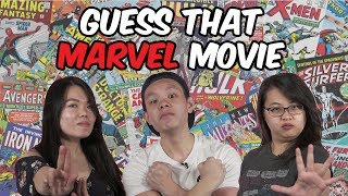 Guess That Marvel Movie