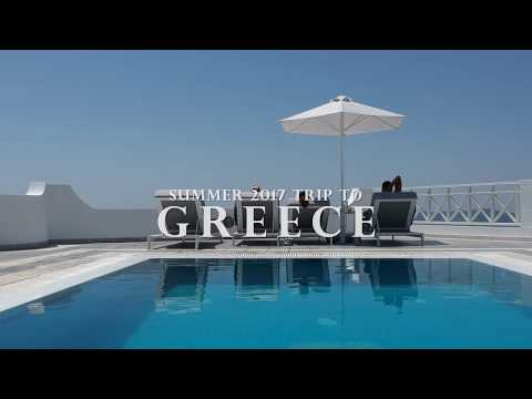 Summer 2017 in Greece | Zakynthos, Mykonos, Crete, Santorini,Athens
