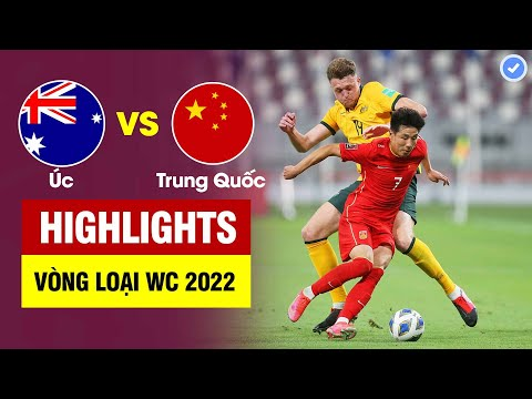 Highlights Úc vs Trung Quốc | Dàn sao nhập tịch Trung Quốc bị bón hành không thương tiếc