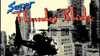 [Eng] Super Thunder Blade - Walkthrough (Sega Genesis) [1080p60][EPX+]