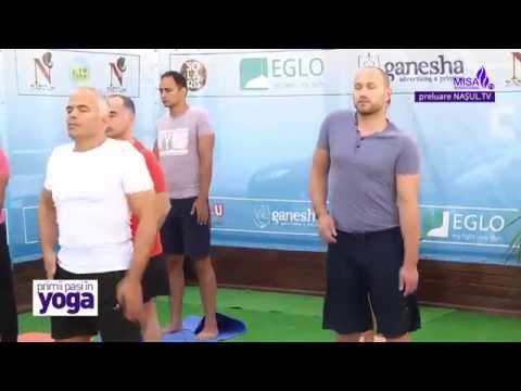 Primii pasi in yoga - Sezonul 1, Episodul 9. Yoga si vointa