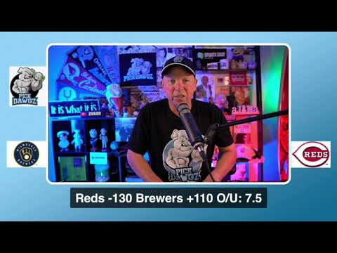 Cincinnati Reds vs Milwaukee Brewers Free Pick 9/21/20 MLB Pick and Prediction MLB Tips (skip to 8s)