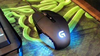 Logitech G302 Daedalus Prime Gaming Mouse Review
