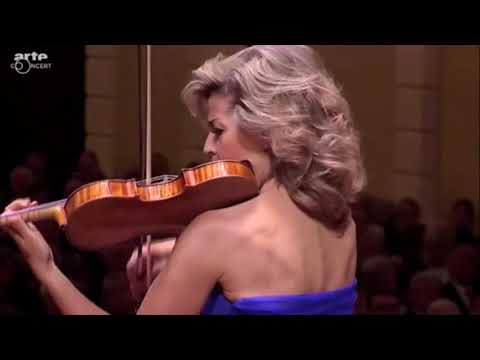 J.S.Bach Violin Partita No.2, BWV1004, In D Minor : Gigue - Anne-Sophie Mutter