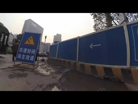 The Traffic Awakens (after Chinese New Year) - Wuhan Streets in 4k - China