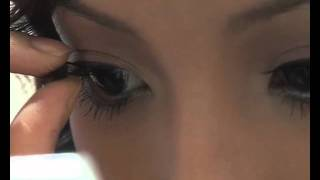 HOW TO Apply FALSE EYELASHES LUXE LASHES like a PROFESSIONAL Tutorial