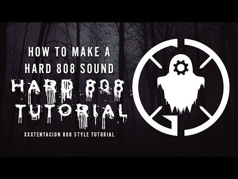 How To Make A Trap 808 Sound From Scratch in Massive (XXXTentacion Style 808 Tutorial) | GHOSTCRAFT