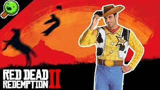 Red Dead Redemption 2: Criminal Catapulting Cowboy