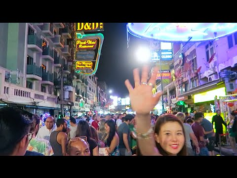 Khaosan Road Walk Around - Feb 2016
