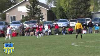 SD High School Soccer Tourney Brandon Valley v SF Lincoln Girls Varsity