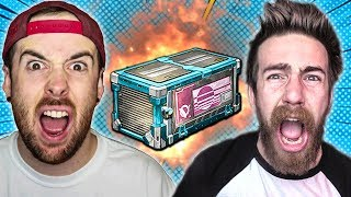 VELOCITY CRATE BATTLE! | ROCKET LEAGUE thumbnail
