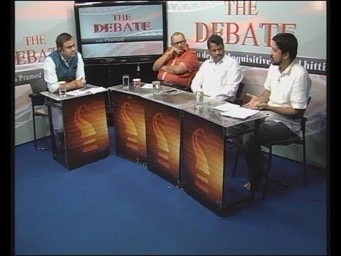 The debate  Ep 206   26 april 18  Prudent Media