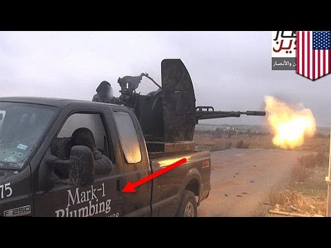 Texas plumber gets death threats after his old truck appears in Jihadist tweet