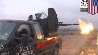 Texas plumber gets death threats after his old truck appears in Jihadist tweet