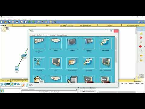 Subnetting In Packet Tracer